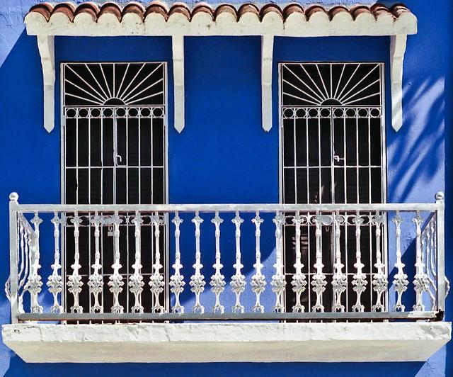 Balcon Azul (Blue Balcony)