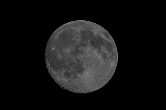 Moon 15 Days Old