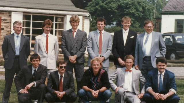 First XI 1987