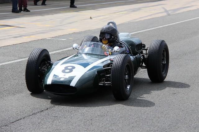 IMG_1042  1961 Cooper T53 - Francois Duret