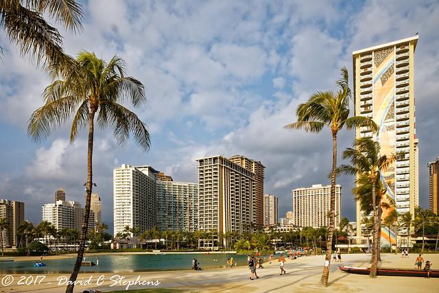 Hilton Lagoon At Waikiki