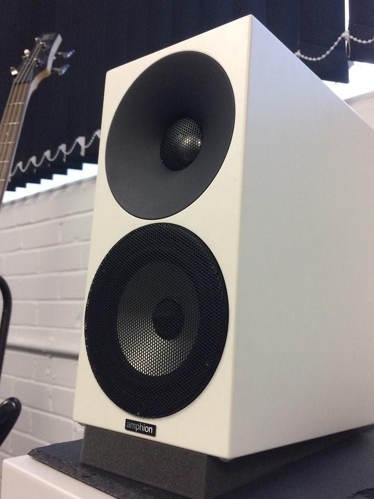 Amphion Argon 0 loudspeakers