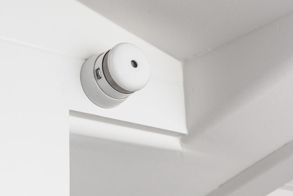 Image result for smoke alarm