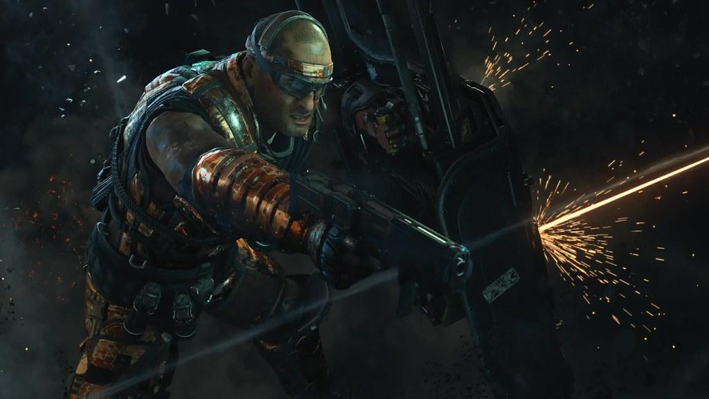 Black Ops 4 Ajax Live Wallpaper Call Of Duty Black Ops 4 Flickr