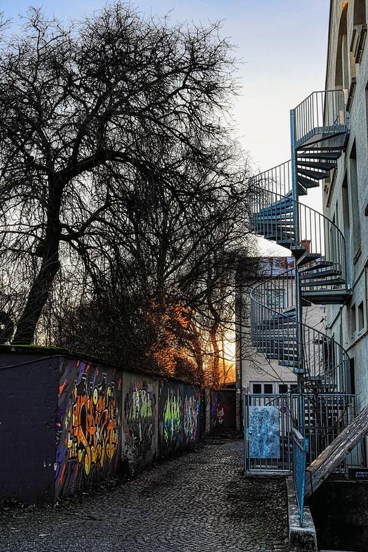 Graffiti Sundowner