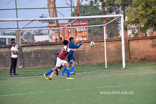 Inter House Football Competition 2018-19 9 (29) | by Atmiya Vidya Mandir