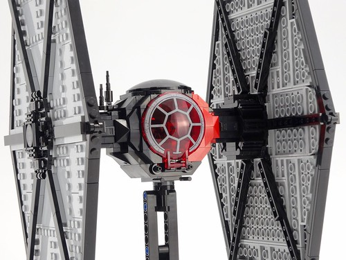 First Order TIE Fighter | by barneius industries