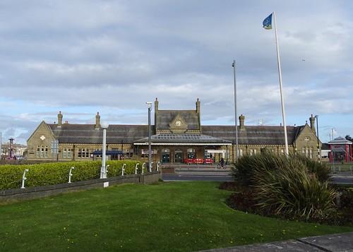 Morecambe Promenade Railway Station