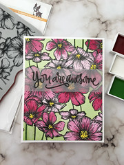 Spring Flowers by Simon.Says.Stamp