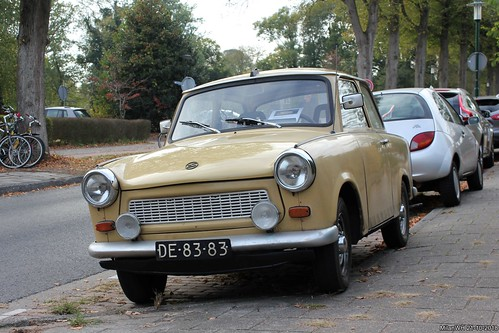 Trabant 601 1961 (DE-83-83) | by MilanWH
