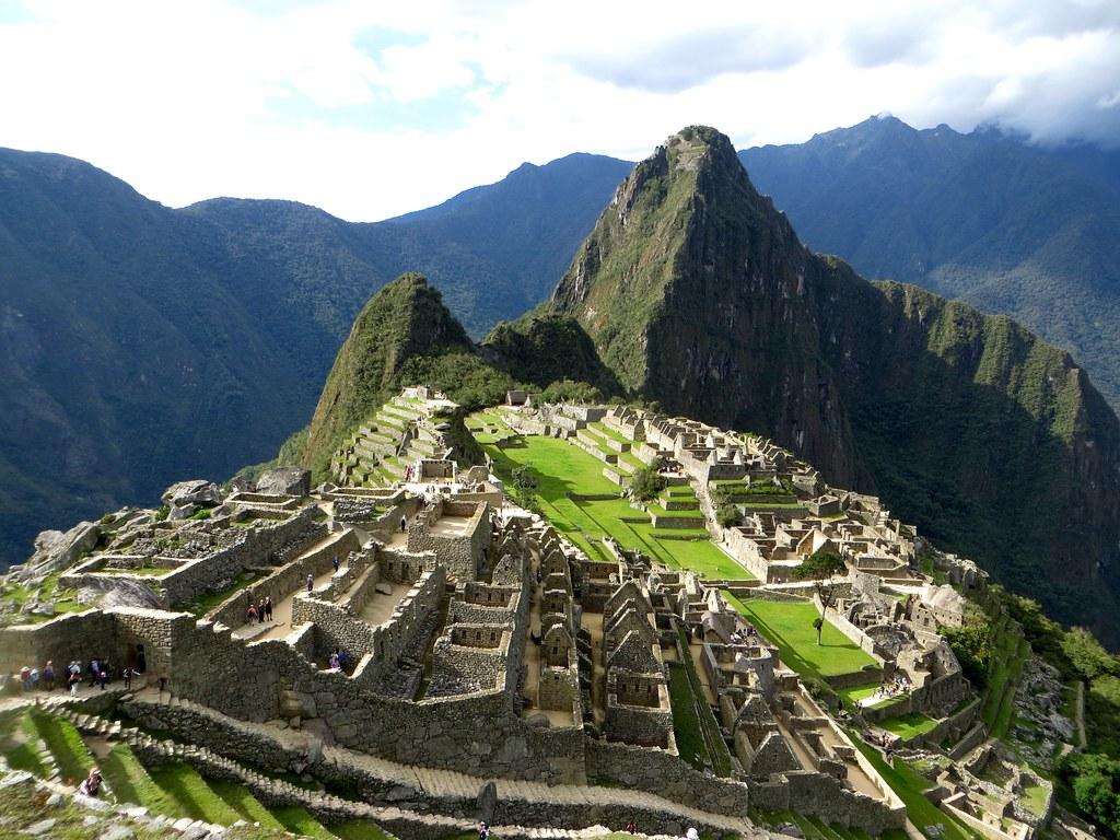 Machu Picchu Lima Cusco Peru 300