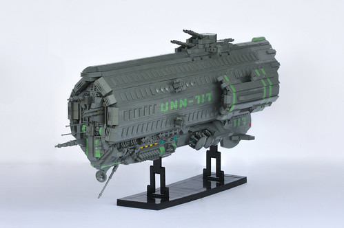 """UNN-717 """"Olympia"""" 