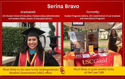 Serina Bravo