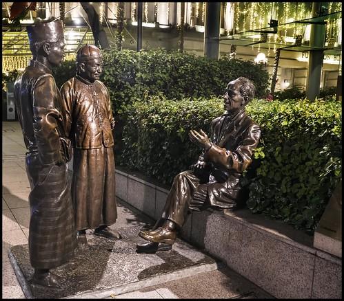 138 - Singapore three wise men= | by Sheba_Also 15.5 Million Views
