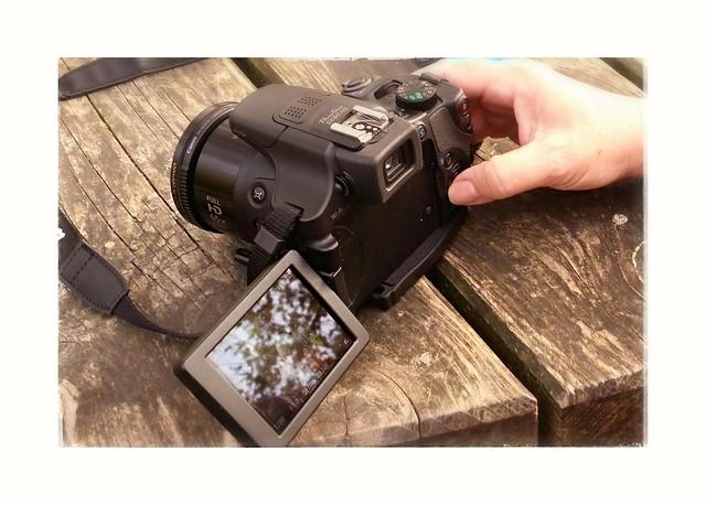 SX60 Bridge Camera