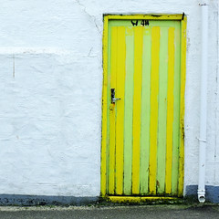 Green Door, St Ives