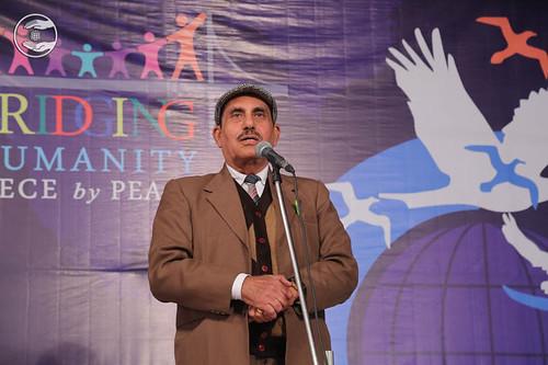 SNM Zonal Incharge Dharam Pal Takkar, expresses his views
