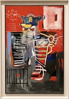 La Hara, 1981, Jean-Michel Basquiat