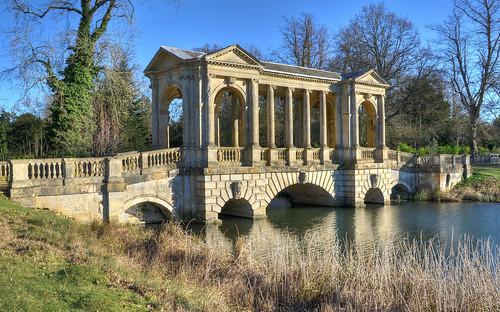 buckinghamshire stowelandscapegardens nationaltrust palladianbridgestowe jamesgibbs