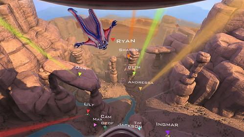 Rush VR   by PlayStation.Blog