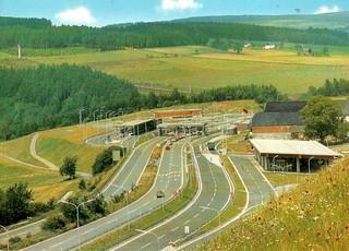 autobahn-raststätte frankenwald - rudolphstein