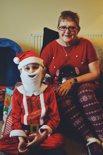 Nanna and Father Christmas | by gallop080