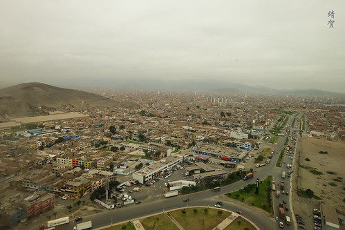 Landing at Lima | by A. Wee