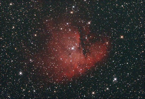 NGC 281 Pacman Nebula Stack_88frames_2640s_WithDisplayStretch | by BlackWikkett