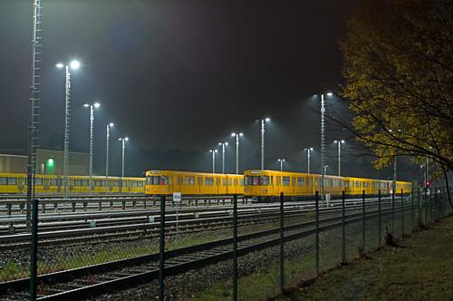 Berlin BVG U-Bahn Werkstatt Gutschmidtstr. Neukölln | Flickr