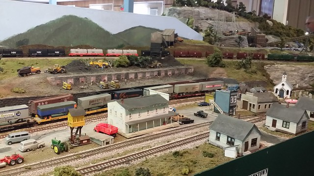 Coke ovens on the HO layout