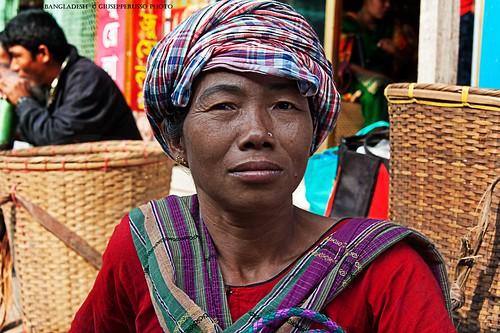 Tabolchuri Tribal Market (Chakma tribe) Rangamati, Bangladesh | by http://www.giusepperussophoto.it/
