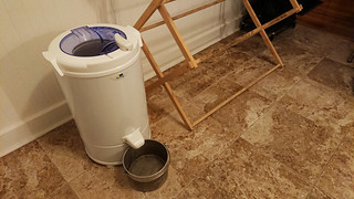 Laundry Alternative Electric Spin Dryer | by Pig Monkey