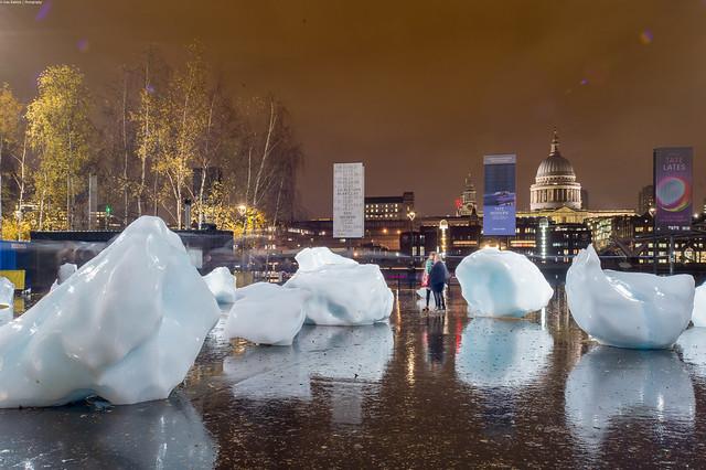 Global Warming - Art Installation