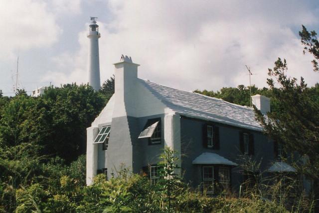 Gibbs Hill Lighthouse, Bermuda.