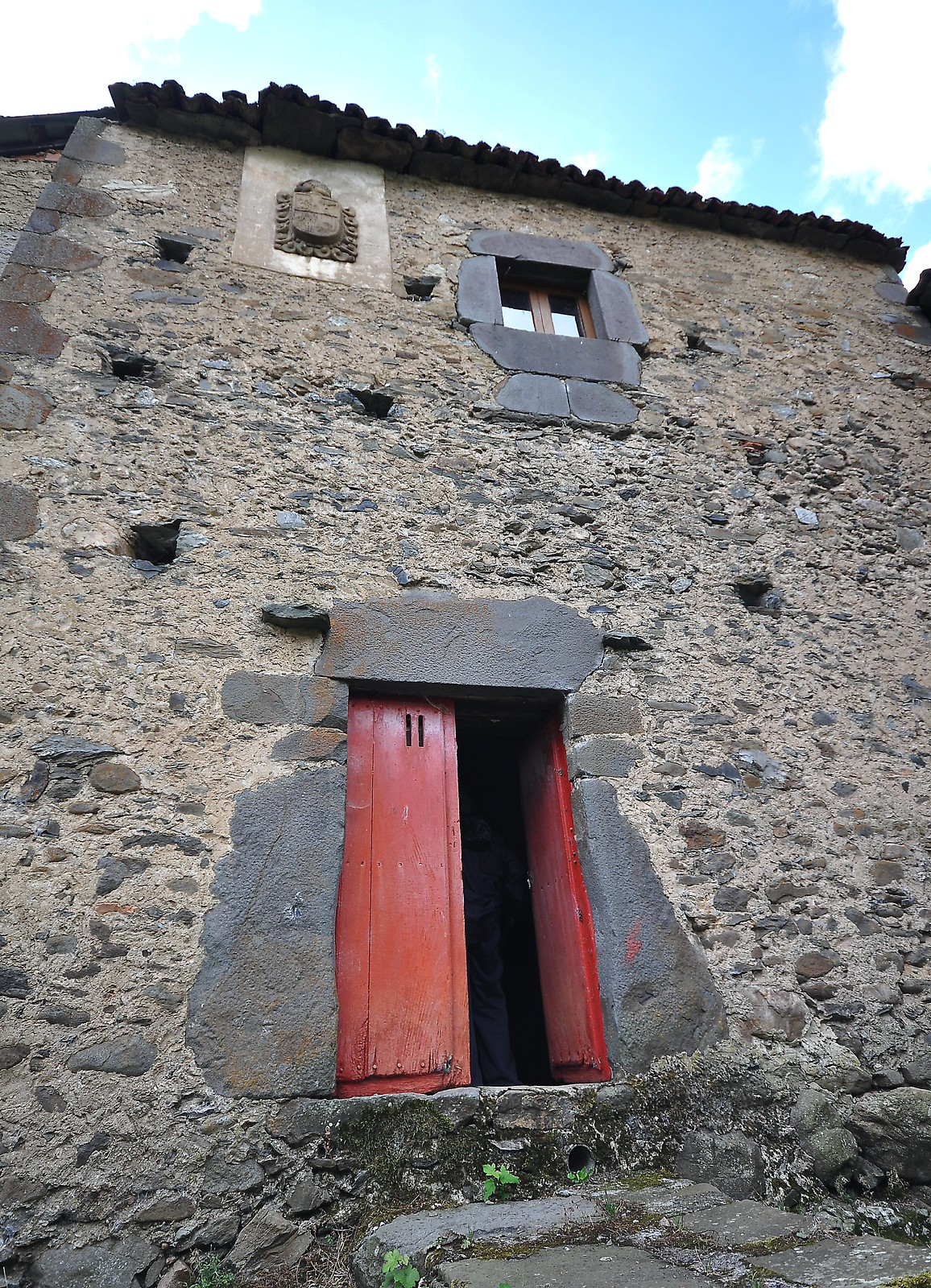 Lagar de La Queipa (exterior)