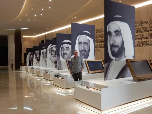 Dubai - Etihad museum - 1