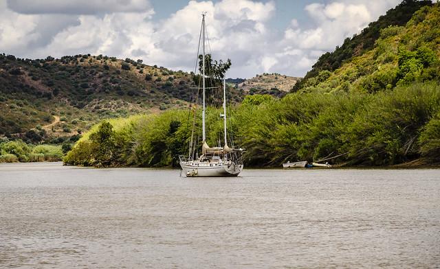 jlvill  156  Rio Guadiana II  (Orilla portuguesa)