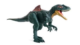 Jurassic World Dual Attack Concavenator Mattel GDT40