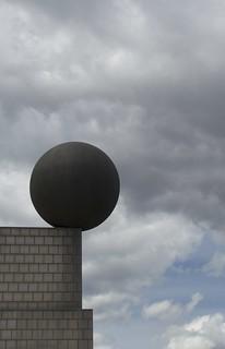 Bon Dimarts de núvols a la Vila Olímpica, Barcelona.