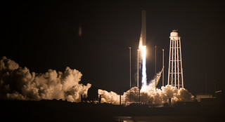 Northrop Grumman Antares CRS-10 Launch (NHQ201811170015) | by NASA HQ PHOTO