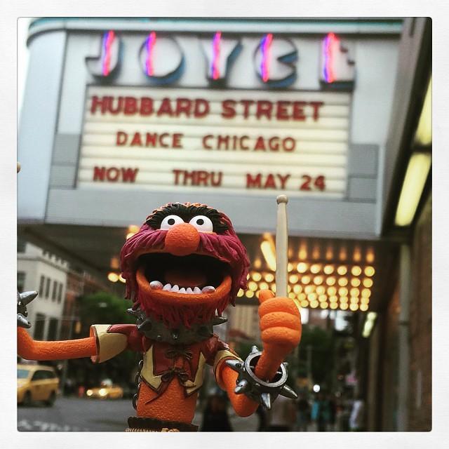 Joyce Theatre, NYC
