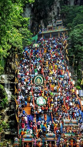 batucaves thaipusam 2019 hindu