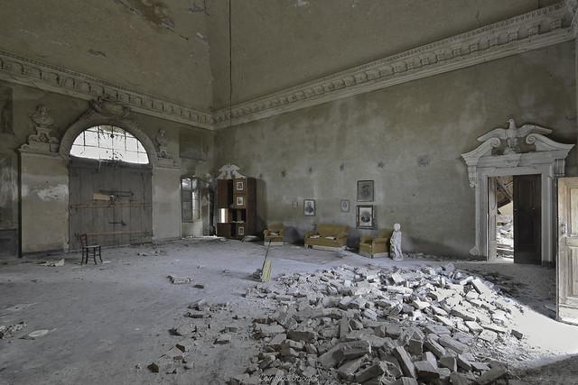 URBEX - Castello dell'Artista