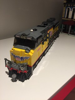 Union Pacific Lego | by helge.johnsen