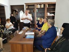prof. dr Nae Georgescu prof dr Theodor Codreanu cuvânt la simpozionul Un an sub semnul lui Eminescu la  CCS  Varatic, 28 iulie 2018