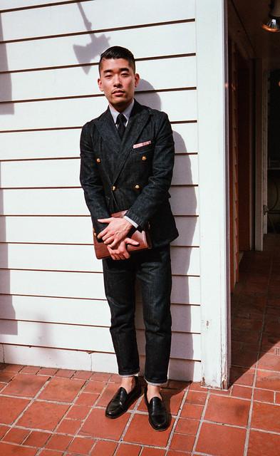 Takeshi Street Fashionista
