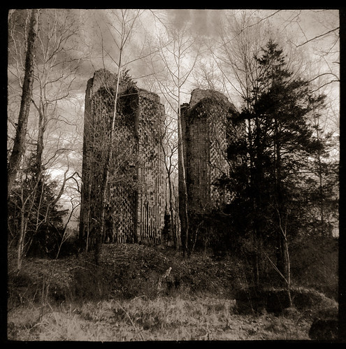 bw film minolta24rapid rapidfilm sl orwonp22 goshen virginia bathironworks furnace abandoned ruins