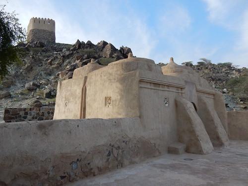 Fujairah - Al Badiyah Mosque - 3