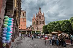 Church, San Miguel de Allende, Mexico