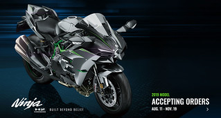 2019 Ninja H2 Carbon Order Enquiry